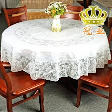 lovely round table covers high quality tablecloth 3 size in diameter lace tablecloths for wedding printed lovely round table covers