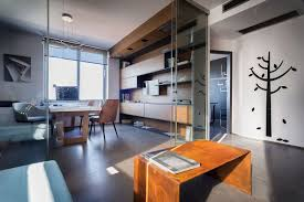 view in gallery sliding glass doors connect the office space with the lounge architects sliding door office