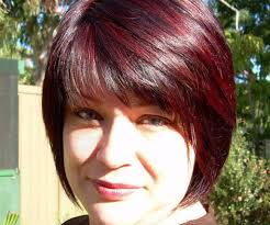 Hair Style Highlights red highlights hairstyles women medium haircut 7605 by wearticles.com