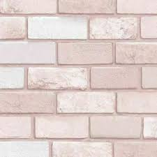 arthouse 260005 diamond brick wallpaper