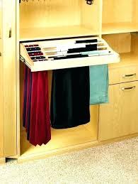 hafele pull out pants rack pant closet sliding organizer wood custom trouser