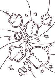 Small Picture Cupcake Coloring Pages Kids Birthday Cupcakes Coloring Pages