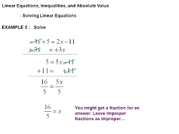 46 linear equations