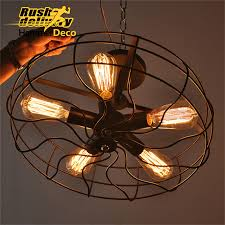 old industrial lighting. FAN American Retro Industrial Light Antique Lampshade Bar Top Restaurant Cafe Do Old Color Single Head Droplight-in Pendant Lights From \u0026 Lighting On