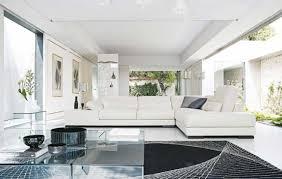 living room minimalist Modern White Living Room Tags Gray Ideas