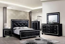 Furniture of America CM7979BK-Q-SET Bellanova Bedroom Set