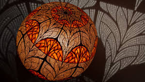 Gourd Lights Calabarte The Art Of Light Exclusive Handcrafted Lamps