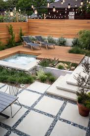 Backyard Designs With Pool And Outdoor Kitchen Adorable 48 Beautiful Backyard Landscaping Design Ideas Gardening GROUP