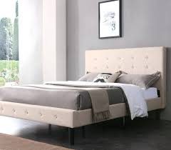Cushion Headboard Bed Posh Simplicity – commj.info