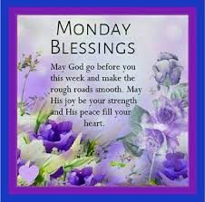 Image result for monday blessings gif