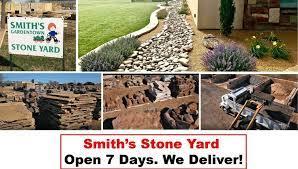 stone yard yard will smith flagstone