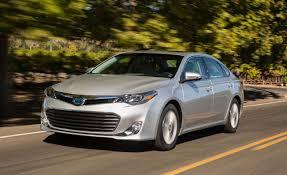 2014 Toyota Avalon Hybrid Photos, Specs, News - Radka Car`s Blog