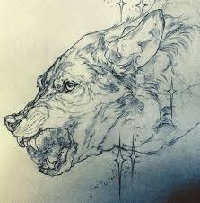 эскизы волков значение татуировки с волком