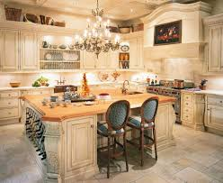 attractive chandelier over kitchen island collection also height