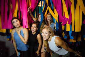 office summer party ideas. the new yorkbased agency mkg chose a car wash as theme for its annual summer party office ideas