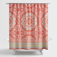 c medallion lucia shower curtain world market within cost plus curtains idea 9