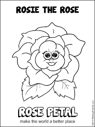 Daisy Girl Scout Coloring Pages Daisy Girl Scout Pledge Coloring