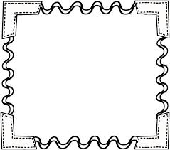 School Borders And Frames Black White Amtframe Org