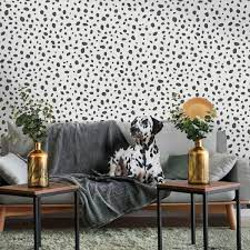 Holden Decor Dalmatian Black White ...