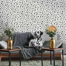 Holden Decor Dalmatian Black White ...