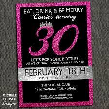 31st birthday invitation wording 30th birthday party invitations for invitations