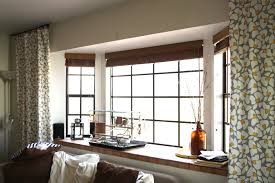 Window In Living Room Curtains For Bay Windows In Living Room Fascinating Ideas Sheer