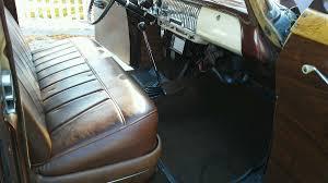 1952 Chevy Tin Woody Wagon