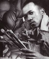 Charles White, Jr. was born on April 2, 1918 to Ethel Gary and Charles White Sr. on the South Side of Chicago. He discovered at an early age that he could ... - Photo%2Bof%2BCharles%2BWhite%2BArtist