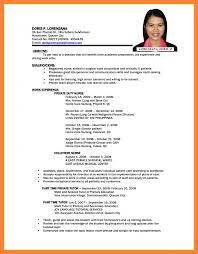 Resume Samples For Teachers Job - Funf.pandroid.co