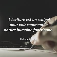 Citations Du Monde On Twitter Lécriture Est Un Scalpel Pour Voir