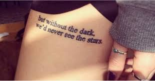 Tattoo Quotes About Life And Dreams Best Of Quote Tattoos POPSUGAR Smart Living
