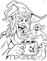 1001 Kleurplaten Fantasie Heksen Kleurplaat Heks En Spoken