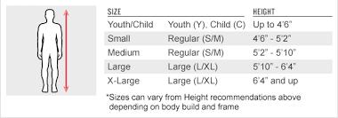 Shin Guard Size Chart Title Mma Gel Performance World Pro Shin Guards