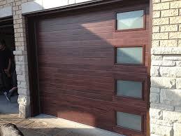 double garage doors with windows. Modern Garage Doors-Fiberglass Double Doors With 4 Lites During Installation In Oakville Windows N