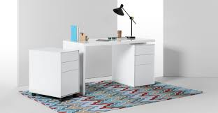 Small Filling Cabinet Stretto Small Filing Cabinet White Madecom