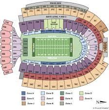 Ohio Stadium Seating Chart With Rows Ohio Stadium Seating Chart Beyonce Firstenergy Stadium