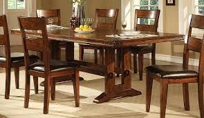 dining room chairs dark wood dining room furniture dining table in dark oak wood room