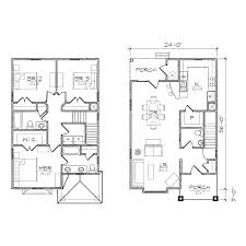 image 10985 from post narrow floor plans with new home designs also small house floor plans in floor plan