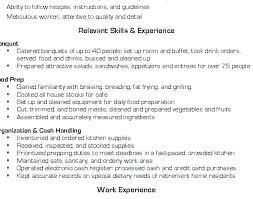 Job Description Of A Line Cook For Resume Best Of Job Description Line Cook For Resume Template Assistant Sample