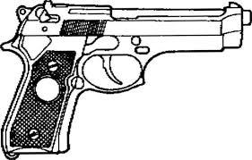 section v unit maintenance procedures beretta 92f 9mm pistol 9mm Pistol Parts parts 9mm pistol and draw 9mm pistol parts