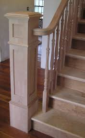 Custom Newel Post 68 Best Newel Post Images On Pinterest Newel Posts Stairs And