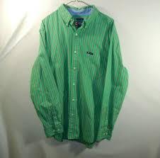 Chaps Swimwear Size Chart Chaps Mens Oxford Button Up Shirt Oasis Xl 24 96 Picclick