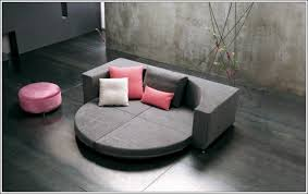 This one is a bed that is made with modules of sofas combined together that  can also be placed separately like four sofa seats.