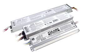 fulham firehorse emergency ballasts they are compatible a wide range of fluorescent lamps and a growing selection of common tleds
