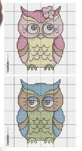 Owl Cross Stitch Pattern Extraordinary Free Owl Cross Stitch Patterns Cross Stitch Owls Patterns Owl