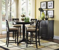 tall round kitchen table stylish high top incredible tables regarding 12