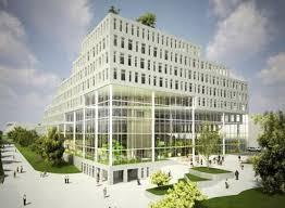 office block design. stepped building best green designs for future offices office block design