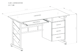 office desk size. Fine Office Office Desk Dimensions With Standard  In Size D