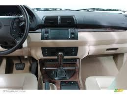 Coupe Series 04 bmw x5 : 2004 BMW X5 3.0i Beige Dashboard Photo #72688288 | GTCarLot.com