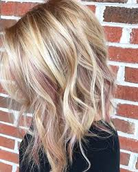 Color Hair Blonde